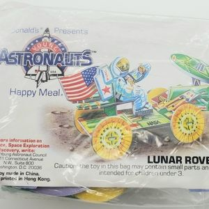 Young Astronauts Lunar Rover lot